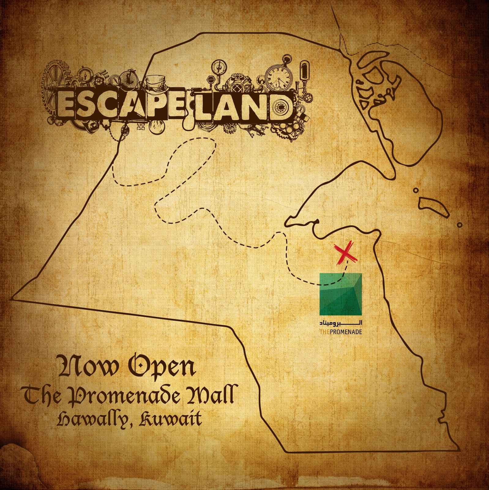 Escape Land